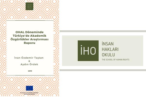 'OHAL Döneminde Türkiye'de Akademik Özgürlükler' raporu yayında